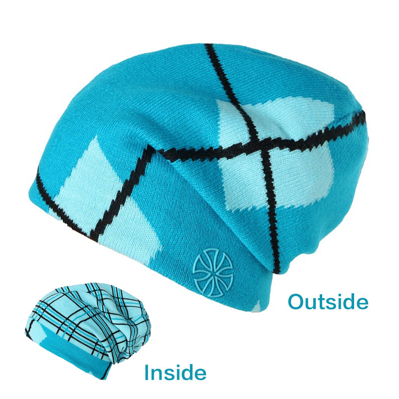 SN SU SK Unisex winter hats skullies beanies thermal outdoor skiing hat Double sided cap ski cap knitting bonnet chapeu gorro in Men 39 s Skullies amp Beanies from Apparel Accessories