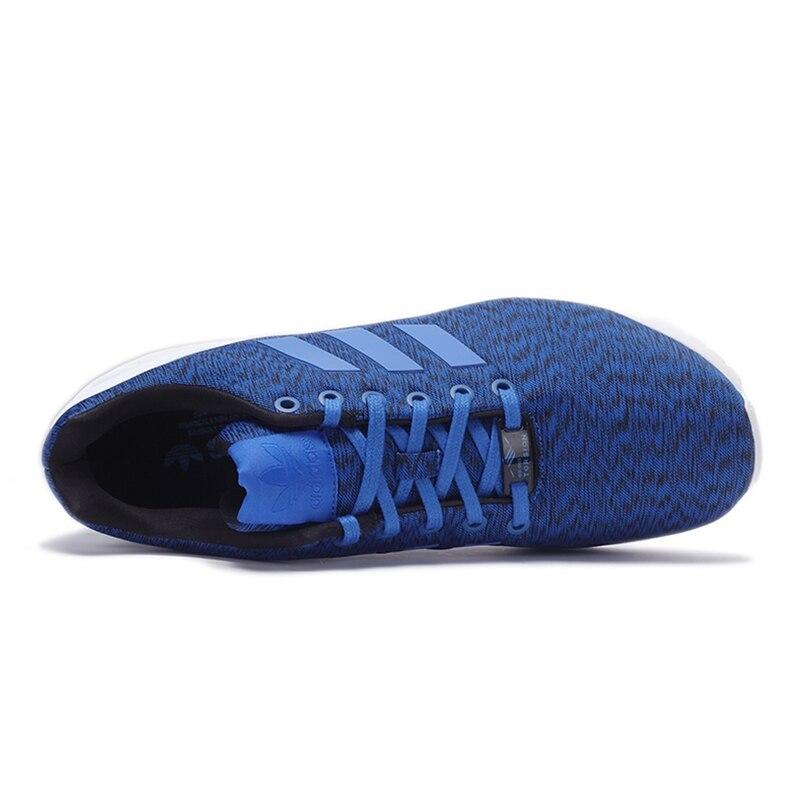 Official New Arrival Adidas Originals ZX FLUX Classics Mens Skateboarding Shoes Sneakers Designer Sport Classique