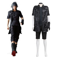 Final Fantasy XV 15 Noctis Lucis Caelum Noct Cosplay Outfit Men Women Halloween Costumes Custom Made