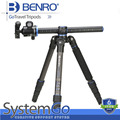 Benro Professional Protable Tripod For DSLR Camera GC269TB2 Photography Tripod Carbon Fiber Tripod Head For Photography Fanciers