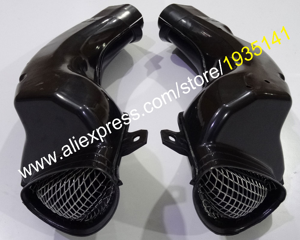 Hot Sales,Ram Air Intake Tube Duct For Suzuki GSXR 600 750 GSX-R K1 2000 2001 2002 2003 / GSX-R1000 K1 00 01 02 GSXR1000 Parts motorcycle parts 1 pair black stainless steel mechanical motorbike front rear disc brake rotor fit for suzuki gsx r 750 2000 2001 2002 2003 front l r