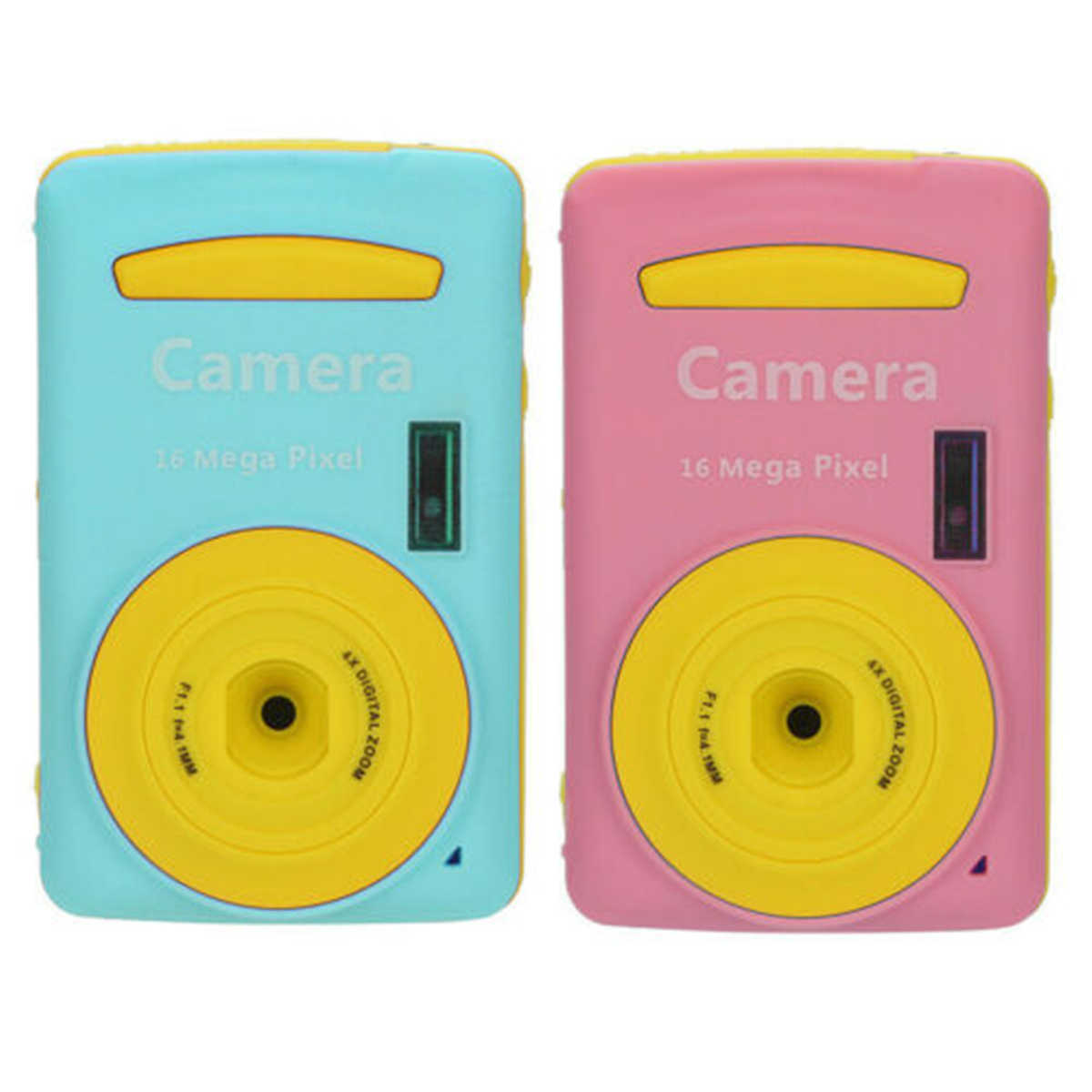 Waterproof Automatic Children Kids Digital Camera Cam Recorder Photo Xmas Gift For Kid