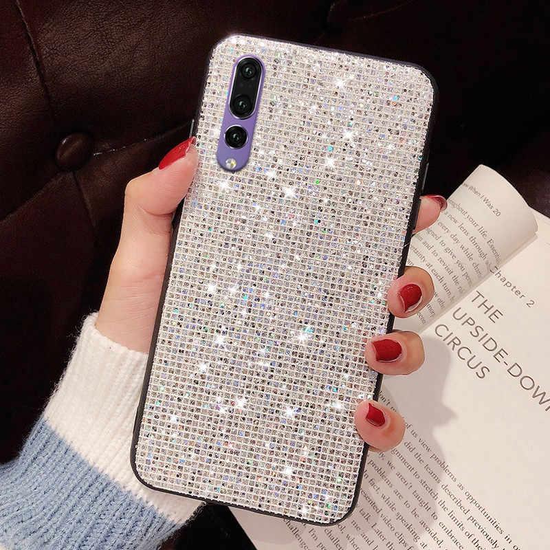 Rhinestone Case for Huawei Nova 3i 3e 4 3 2s P smart plus