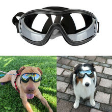 Fashion Pet Dog Solid Protective Motorcycle Goggles UV Sunglasses For Middle Large Dogs Wear