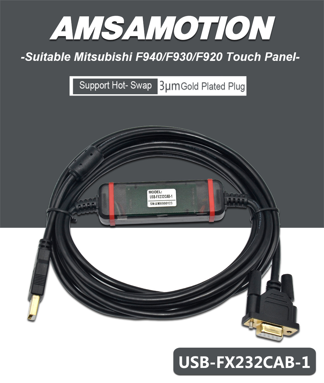 1 USB-FX232CAB-1