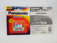 2pack/lot New Original Panasonic CR2 3V CR15H270 850mah CR 2 Lithium Battery Camera Batteries