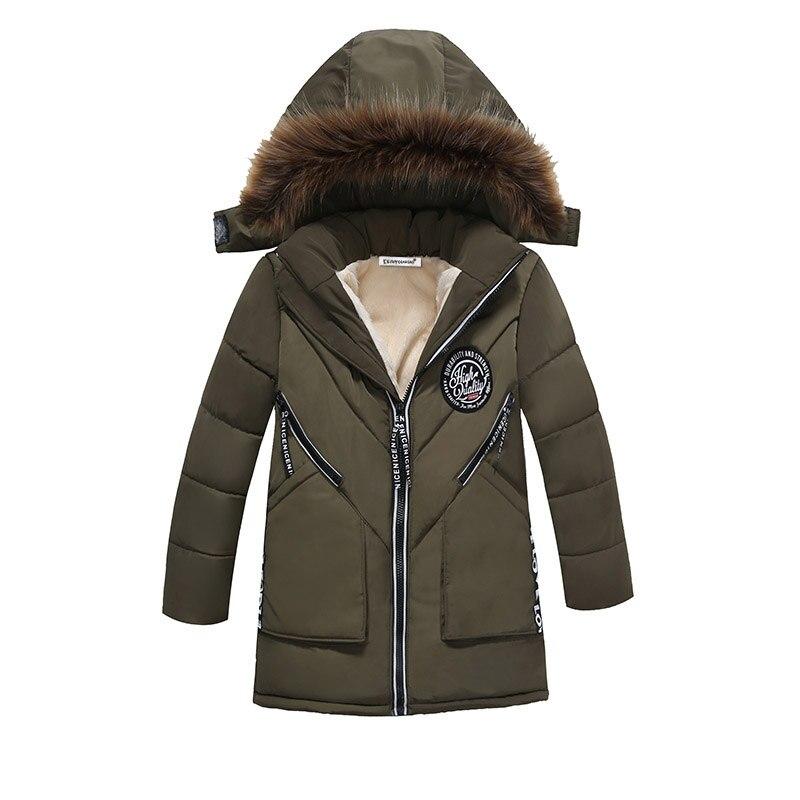 3f84ca851 € 29.29  Aliexpress.com: Comprar Camperas abrigo infantiles ropa 2017  nuevos niños de alta calidad chaqueta de manga larga cálido y confortable  ...