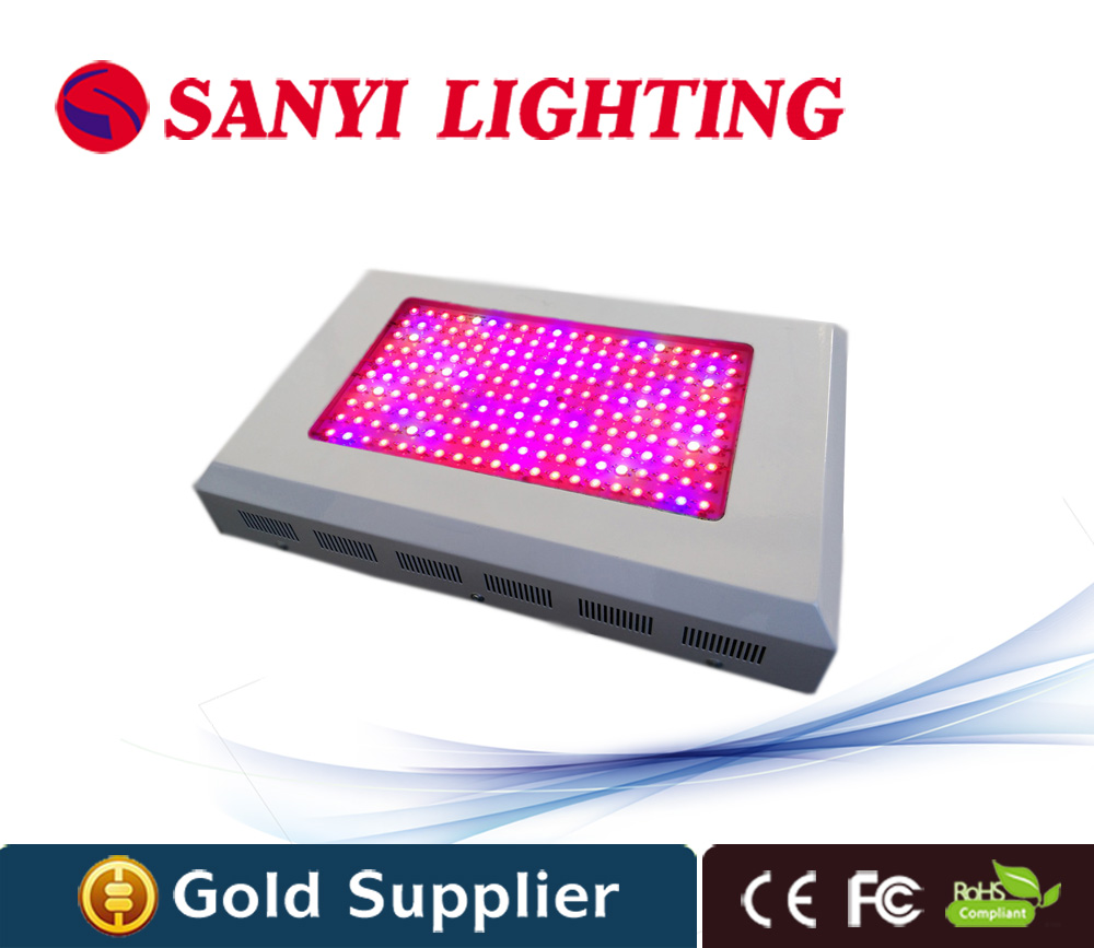 600W LED Plant Grow Light Full Spectrum Hydroponic Grow Lighting for Indoor Greenhouse Plant Grow and Bloom