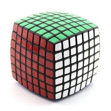 Lan хлеб 7*7*7 Волшебные кубики Головоломки Скорость Cube Развивающие игрушки подарки для детей Детская