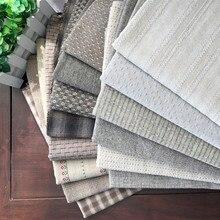 50*140 см японская пряжа окрашенная хлопчатобумажная ткань ручной работы DIY Профессиональная стеганая хлопковая лоскутная подушка, стол, кошелек сумка ткань