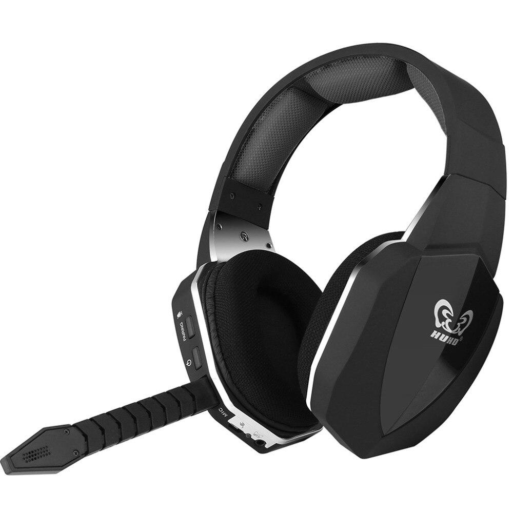 2.4 ghz Optique Sans Fil Gaming Headset pour XBox 360, PS3/4, PC, Xbox Un, professionnel Stéréo Vidéo Jeu Casque sans fil