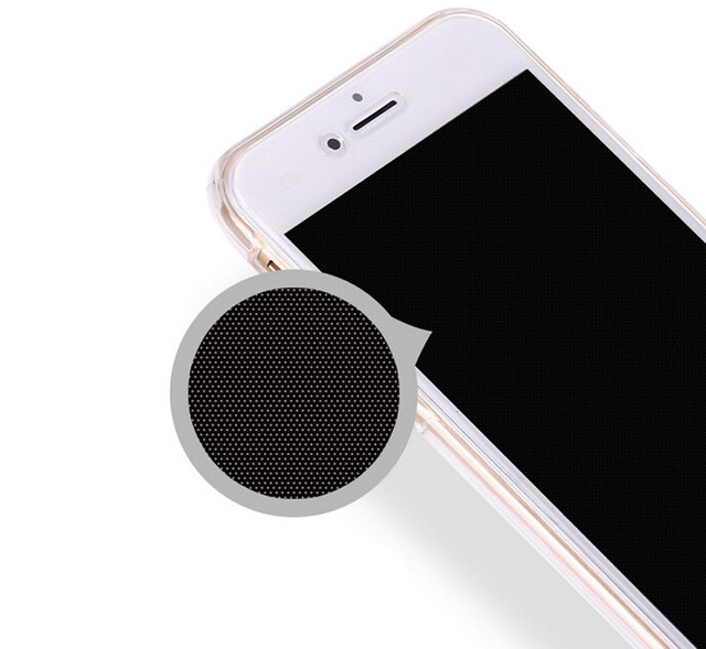 360 Degree Full Cover Silicone iPhone Case