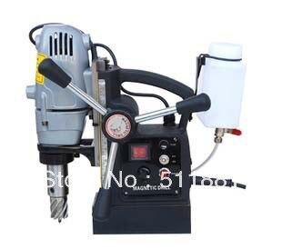 32 ミリメートルコアドリル磁気ドリル掘削穴鋼または鉄   1.28 ''金属磁性掘削機   可変速