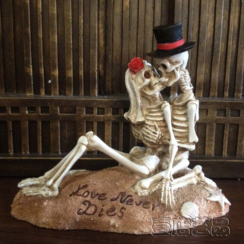 Aliexpress.com : Buy Creative Polizesin Home Decoration Beach Skull ...