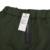 Pantalones Harem de moda 2017 de Las Mujeres Pantalones Casual Bolsillos Sueltos Pantalones de Cintura Elástica de Ocio Pantalones Verde Del Ejército Más El Tamaño M-XL