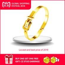 FINE4U B050 316L Stainless Steel Bracelet