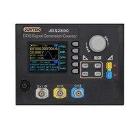 JDS2800-15M 15 mhz Gerador de Sinal Digital de Controle Dual-channel DDS Fonte de Sinal Gerador De Sinal De Pulso Medidor de 40% off