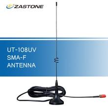 ZASTONE Talkie Walkie Accessoires UT-108UV SMA-F Femme Antenne pour Baofeng UV-5R BF-888S UV5RE UV82 Talkie Walkie Radio Bidirectionnelle