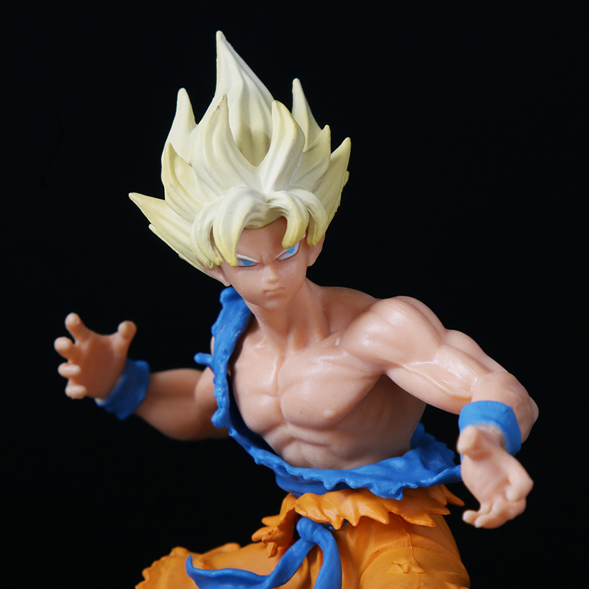 "DBZ ""Dragon Ball GT""  Action Figure – Super Saiyan 4 Son Goku"
