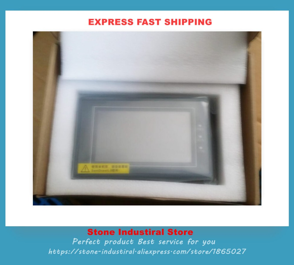 NEW 4.3 INCH 480*272 sa-4.3a Touch Screen Operator Interface Panels SA-4.3A Good Quality touch screen operator interface panels sk 040ae 100