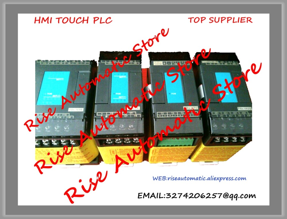 Brand New Original PLC Expansion Module 16 DO transistor FBs-16YT 24VDC brand new original fbs 2tc plc 24vdc 2 thermocouple input module module