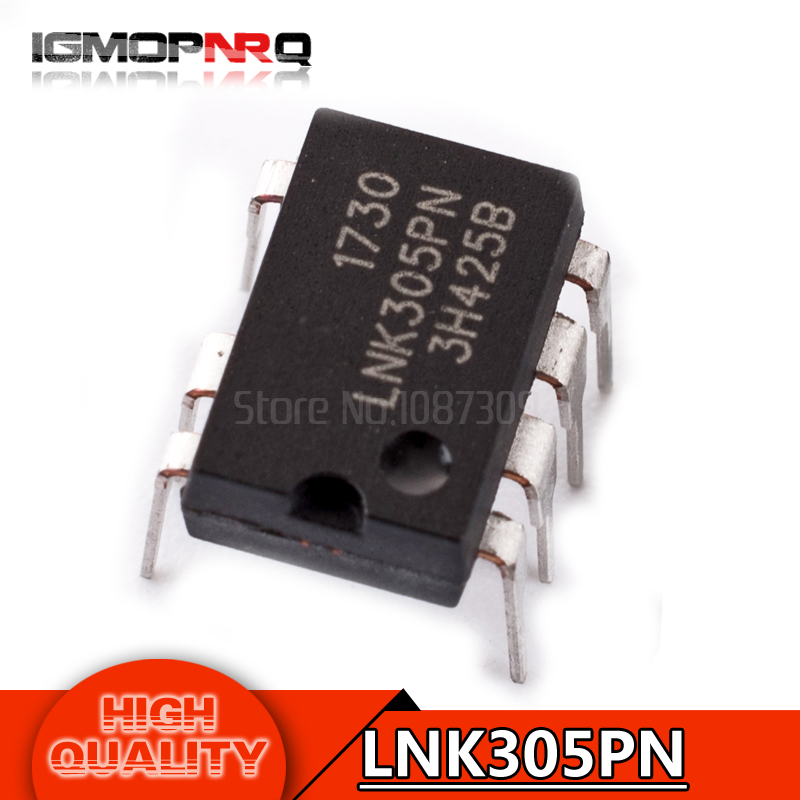 5 шт. LNK305PN DIP7 LNK305 DIP lnk305p DIP-7