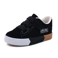 2017 Fashion Spring Summer Cool Girls Boys Shoes Canvas Breathable Casual Children Casual Shoes Patch Sports