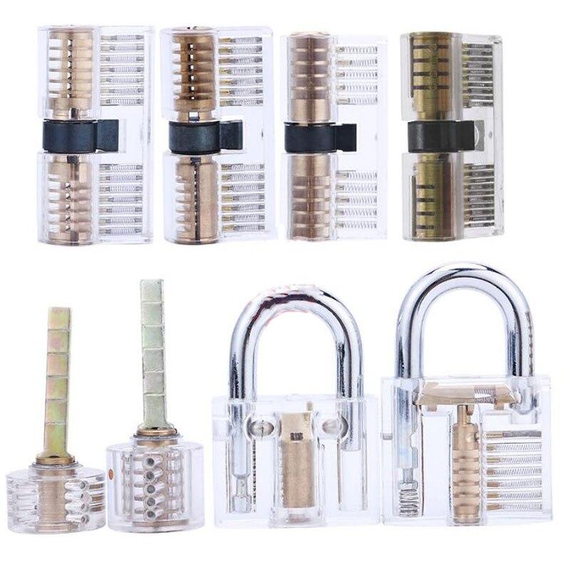 Fingerprint Password Combination Smart Lock Digital Electronic Door Lock Security Intelligent Lock For Home Alarm Hardware - 4