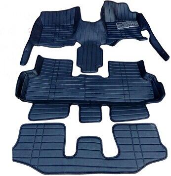 Настроить специальный автомобиль коврики для правой руки диск Hyundai Santafe 7 мест 2012-2009 водонепроницаемый хорошо подходят ковры, бесплатная дос...