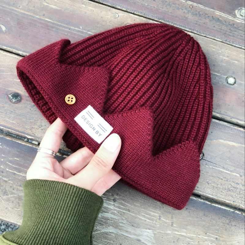 5style Riverdale Jughead Jones Cosplay Beanie Hat Crown Knitted Cap Men Women