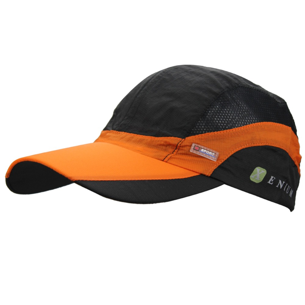 Mens Quick Drying Mesh Sun Cap Lightweight Cooling Golf Running Fishing Outdoor  Research Sports Hat Breathable 5f592f414625