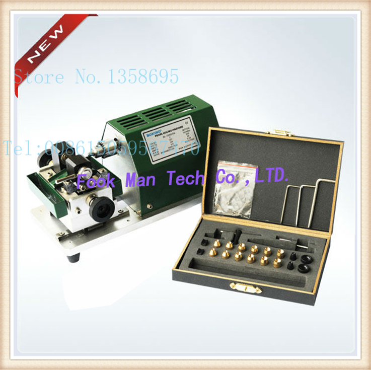 Oo 2014 Pearl Drilling Machine Gem/pearl/ivory Drilling Machine ,jewelry Display Stands