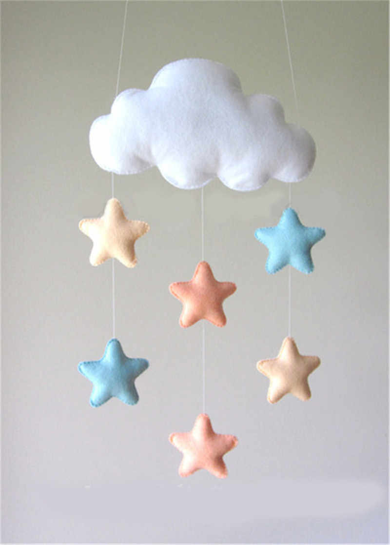 Nordic Cloud Star Diy Hanging Wall Decorations Baby Room Photography Props Christmas Best Decor Gift Baby Mobile Hanger Ornament Ornament Hanger Ornaments Christmaschristmas Ornaments Star Aliexpress
