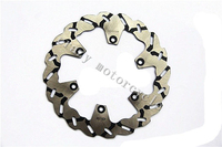 Free shipping motorcycle Brake Disc Rotor fit For Yamaha XP T MAX 500 2001 2011 XP500 ABS 2008 2011 Rear