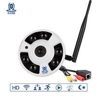 ZSVIDEO IP Camera POE 360 Degree VR Panorama Camera Home Security Surveillance System Camera Wi Fi