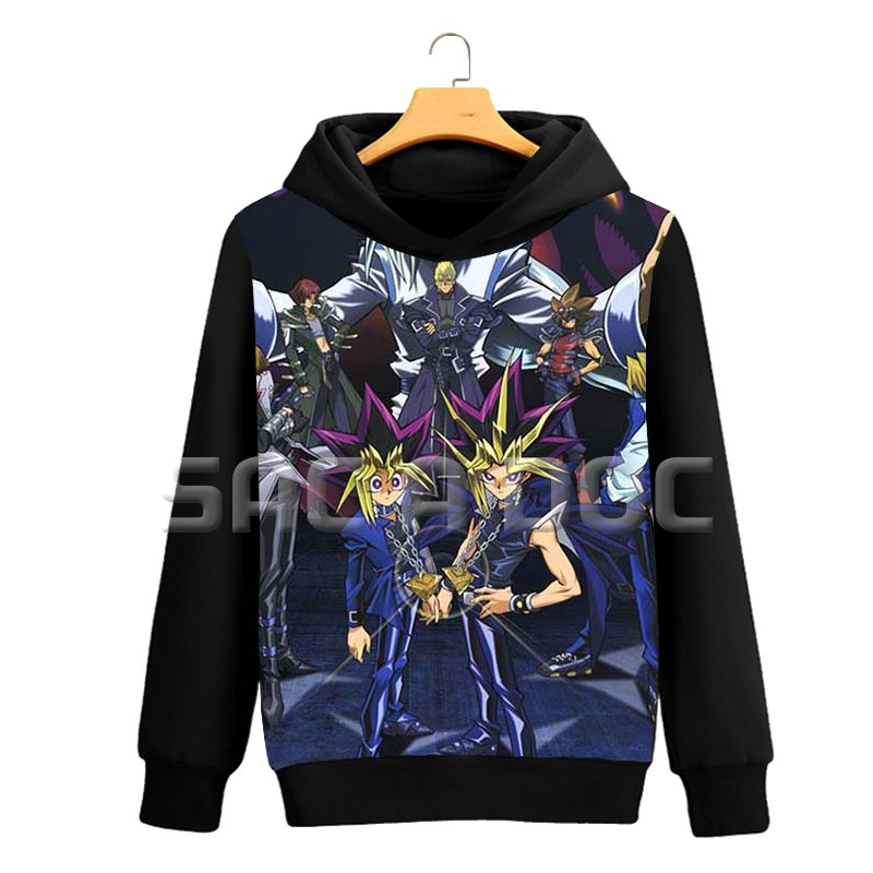 Hoodie Sweatshirts Yugi Muto Aibo Atem 3d Hoodies Coat Pullovers Men Women Outerwear Jacket Hoodie Buy Cheap Yu-gi-oh Men's Clothing