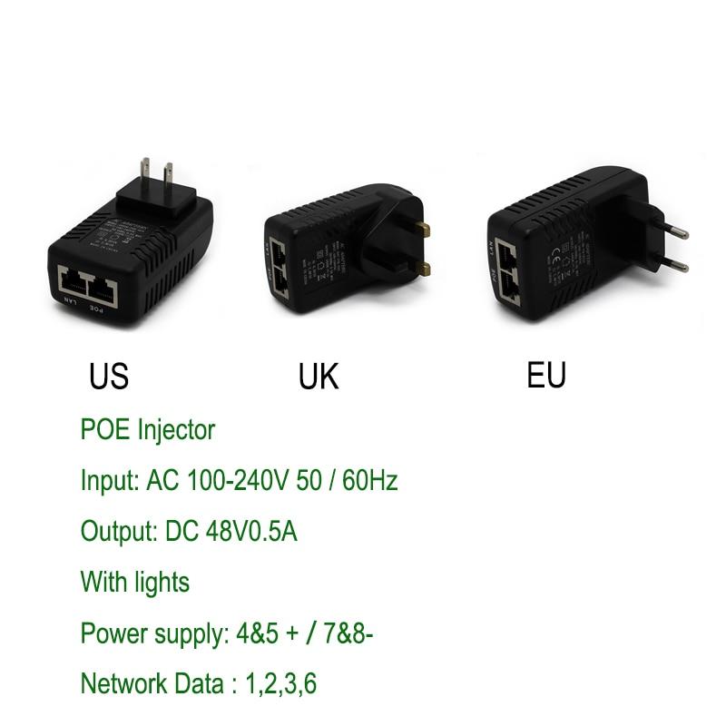 Aliexpress Com   Buy 10  100m Network Dc48v 0 5a Power Over