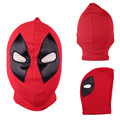 2016 US Deadpool Masks Balaclava Halloween Cosplay Costume X-men Hats Black Panther Arrow Deathstroke Rib Fabrics Full Face Mask