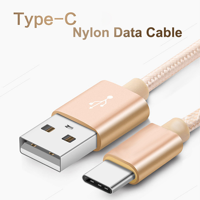 1M 2M Type C Cable For Huawei P20 Lite P 20 Pro P20lite P20Pro USB C Data Sync Long Charging Wire Mobile Phone Charger Cable