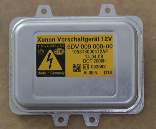 Original Genuine Hella 5DV 009 000 00 Xenon Vorschaltgerat 12V D1S 2PIN Ballast reactor