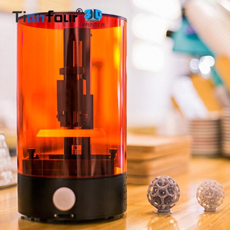 Sparkmaker ваш первый начального уровня sla 3d принтер наиболее экономически эффективным Оффлайн печати 405nm УФ смолы ЖК дисплей/DLP impresora подарок