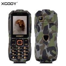 Xgody P10 открыл 2 г/м² дешевые телефона IP68 Dual SIM карты Мобильные аккумуляторы fm Радио Водонепроницаемый ударопрочный телефон 5000 мАч ключа