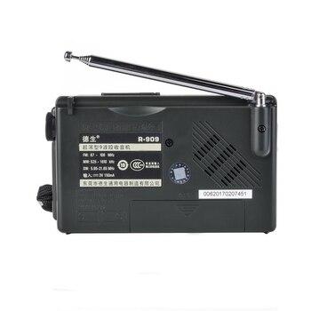 Радиоприемник TECSUN R-909, AM/FM/SW 2