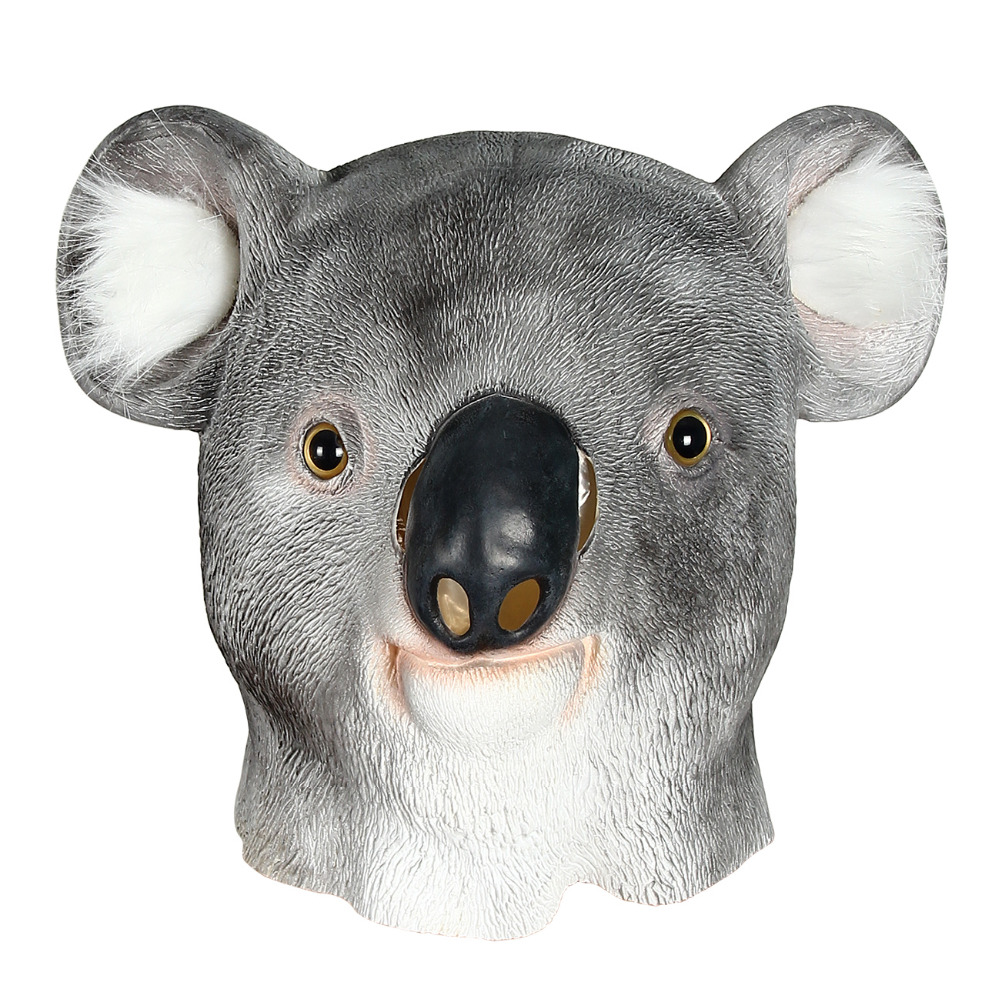New Years Werewolf Koala Mask Animal Costume Toys Party Halloween New Year Decoration Novelty & Gag Toys