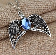 Metal Harri Potter Owl Hedwig Necklace