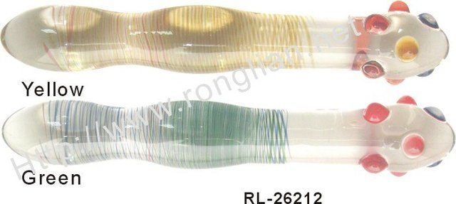 free shipping glass dildo