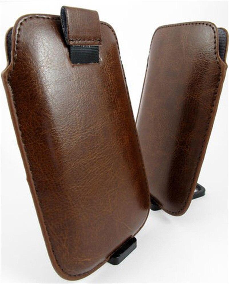 13 colores pull up bag case bolsa para oukitel c3 cuero pu bolsas móvil casos ac