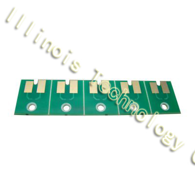 One-time Chip for Mimaki LH100-0659 UV Cartridge 5 colors CMYKLCWh printer parts toner cartridge chip for utax chip clp 3521 4521