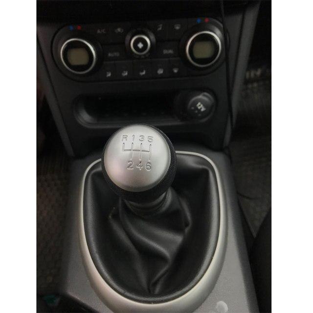 Pommeau de changement de vitesse pour NISSAN QASHQAI | 2006 à 2013 QASHQAI MT X-trail, pommeau de vitesse manuel