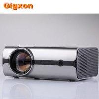 Gigxon G45 новейший светодиодный проектор для Full HD 1080 P видео проектор 800x480 p домашний кинематографический проектор HDMI TF USB AV